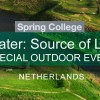 Water Source Of Life Netherlands Feature