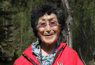 GRANDMOTHER RITA GATHERING - ALASKA, USA - 2011