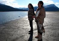 GRANDMOTHER RITA GATHERING - ALASKA, USA - 2011