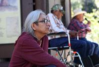 GRANDMOTHER RITA - SOUTH DAKOTA, USA - 2014